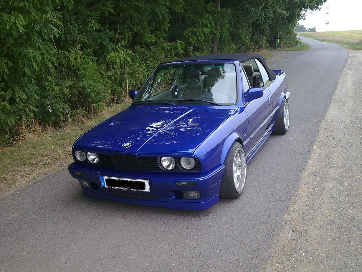 ich mags blau 3er bmw e30 cabrio tuning. Black Bedroom Furniture Sets. Home Design Ideas